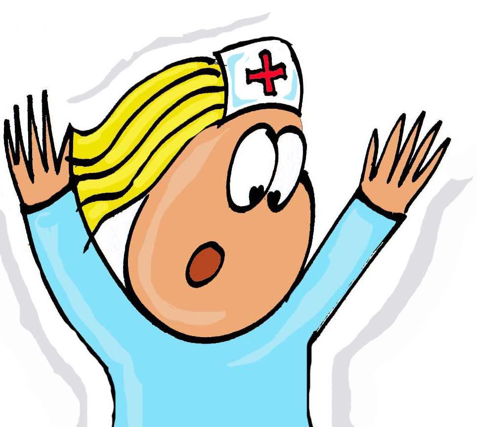 A nurse with no nose – /3:/, /əʊ/ pronunciation activities